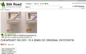 The Quickbuy Scam (see below) - this vendor's image has been hacked with a fake bitcoin address