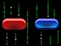 Red pill, blue pill or no pills?