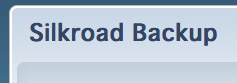 Soon this will be Silk Road 2.0