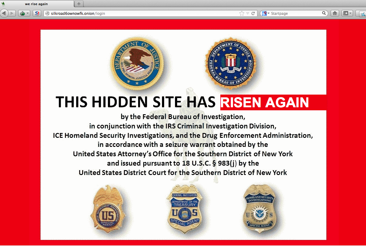Remember, Remember… Silk Road redux | All Things VICE
