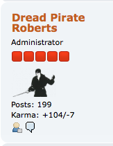 DPR looks the same, though we can be pretty sure it's not Ross Ulbricht making the posts