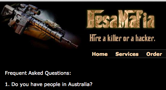 Hitting on the Aussies – the Besa Mafia files | All Things VICE