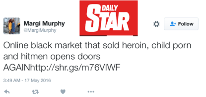 Dark Webz downloading heroin into your children's veins & filming them necked!