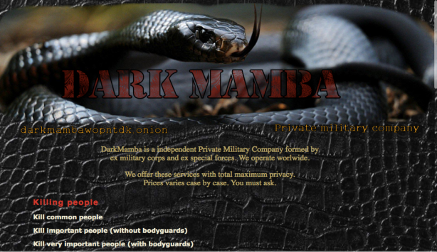 Hello Mamba!